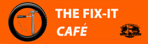 the fixit cafe runs fortnightly from MNC
