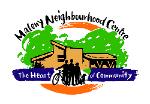 Maleny Neighbourhood Centre Retina Logo