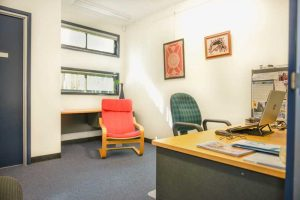 view of counselling room