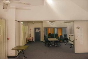 view of conference rooms