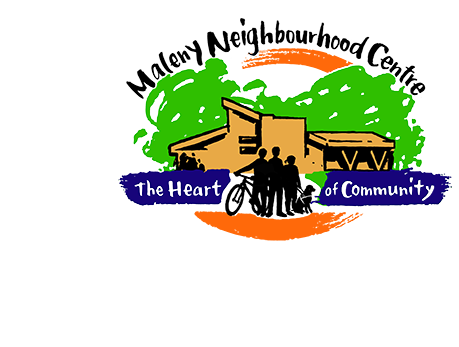 Maleny Neighbourhood Centre Logo